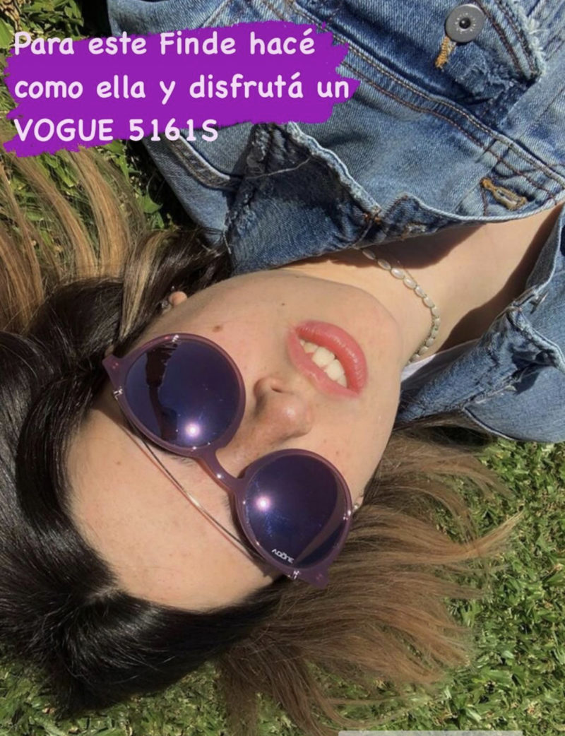 Vogue Sol Vo5161s 25355r