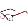 Urban vista 5025 black red