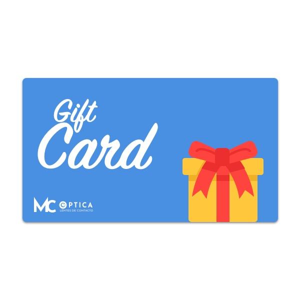 Gift Card MC Optica