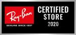 Tienda Certificada por Ray Ban
