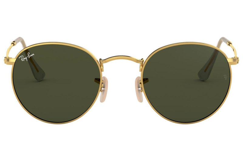 Ray Ban Sol Round Metal Rb3447n 001