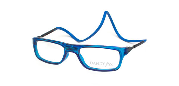 Dandy Azul Translúcido