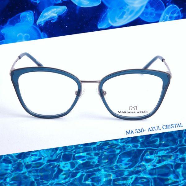 Mariana Arias Vista 330 Azul