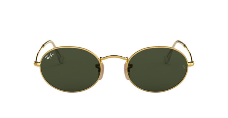 Ray Ban Sol Oval Rb3547 001/31